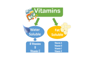 types of vitamins and their benefits