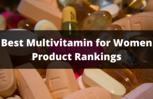 best multivitamin for women product rankings