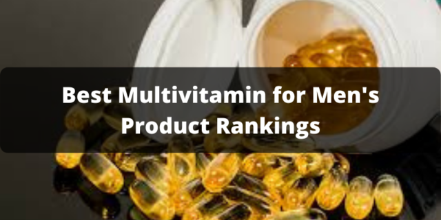 whats the best multivitamin