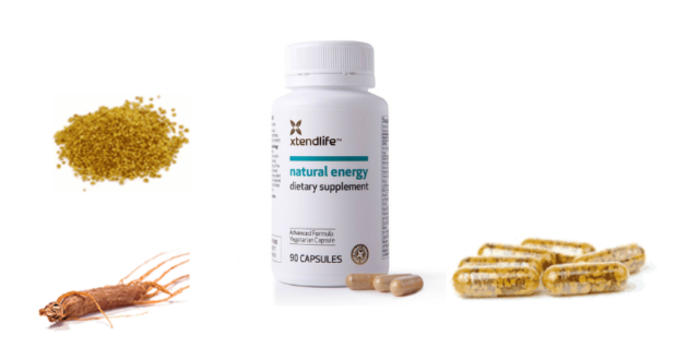 xtend life bee pollen supplement
